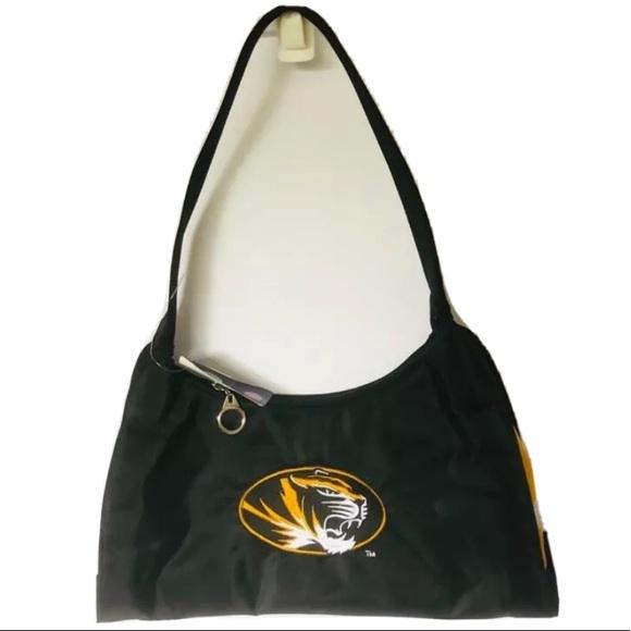 mvf Handbags - University of Missouri Purse NCAA Shoulder Bag
